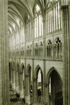 Amiens Cathedral -Nave