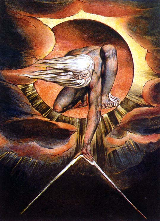 The Ancient of Days -William Blake