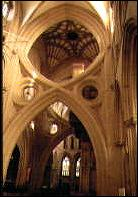 Wells Cathedral -Arches